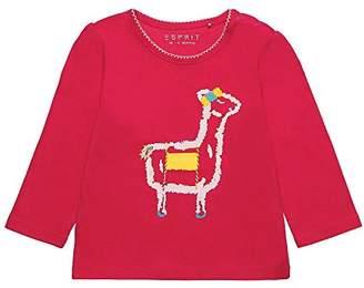 Esprit Baby Girls' RK10031 Longsleeve T-Shirt,3-6 Months