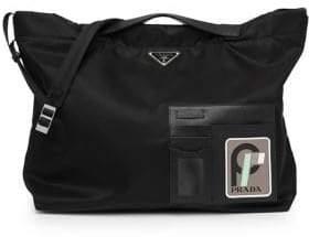Prada Tessuto Soft Weekender Bag