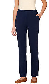 Linea by Louis Dell'Olio Leisure by Louis Dell'Olio Petite KnitPull-On Pants