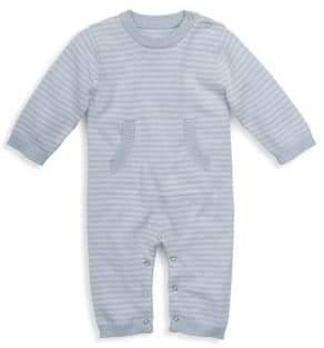 Elegant Baby Baby's Mini Stripe Jumpsuit