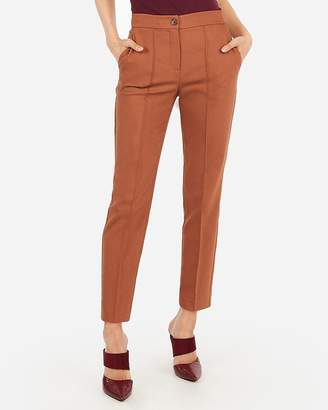 Express High Waisted Seamed Ankle Pant