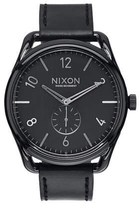 Nixon Men's C45 Miyota Quartz Watch, 45mm