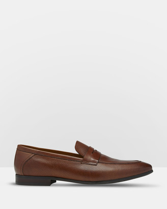 Oxford Tommy Leather Loafers