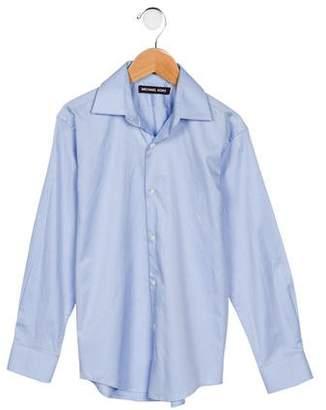 Michael Kors Boys' Poplin Shirt