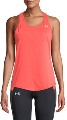 Under Armour Swyft Racerback Running Tank, Orange