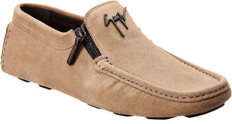 Giuseppe Zanotti Kent Suede Loafer