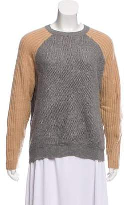 Reed Krakoff Colorblock Cashmere Sweater