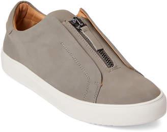 9e82dea90e1 Steve Madden Grey Everest Zip Low-Top Sneakers