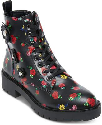 Betsey Johnson Dash Booties Women Shoes