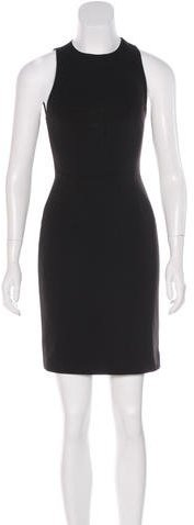 Alexander Wang Alexander Wang Cutout-Accented Mini Dress