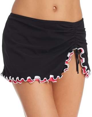 Gottex Skirted Bikini Bottom