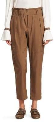 Brunello Cucinelli Paperbag Pants