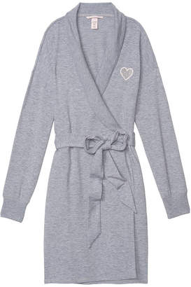 Victoria's Secret Victorias Secret French Terry Robe
