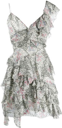 Isabel Marant floral day dress