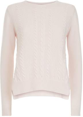Peserico Cable Knit Sweater