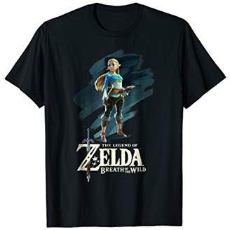 Nintendo Zelda Breaht of the Wild Princess Graphic T-Shirt