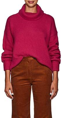 Icons Women's Cashmere Turtleneck Sweater - Pink