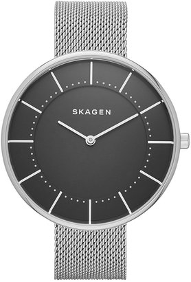 Skagen Women's Stainless Steel Mesh Bracelet Watch 38mm SKW2561 $105 thestylecure.com