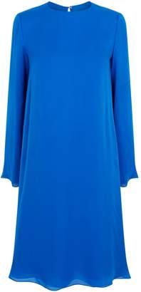 The Row Bantoi Silk Dress