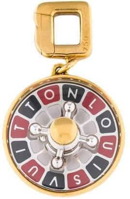 Louis Vuitton Roulette Wheel Charm