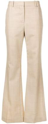 Victoria Beckham flared trousers
