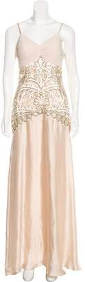 Sue Wong Embellished Gown w/ Tags