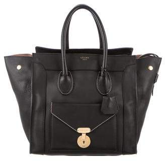 Celine Envelope Mini Luggage Tote