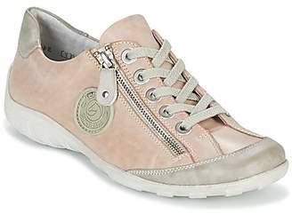 Remonte Dorndorf RIKTU women's Shoes (Trainers) in Pink