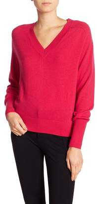 Veronica Beard Deacon Cashmere V-Neck Sweater