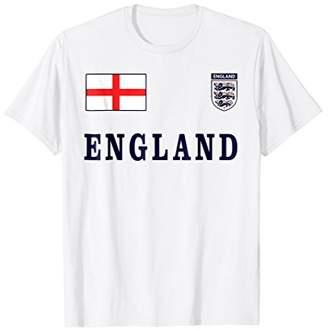 THREE HERALDIC LIONS - ENGLAND 2018 CHEER Tshirt