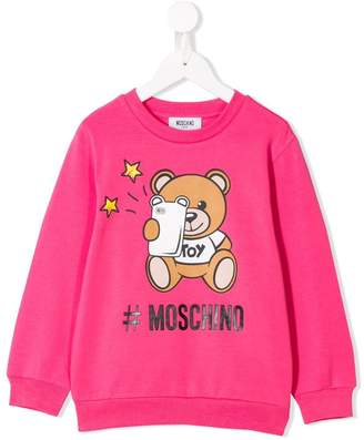 825ba42ac Moschino Clothing For Kids - ShopStyle Canada