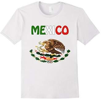 Mexico Flag Eagle Shirt