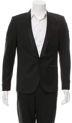 The Kooples Wool Tuxedo Jacket