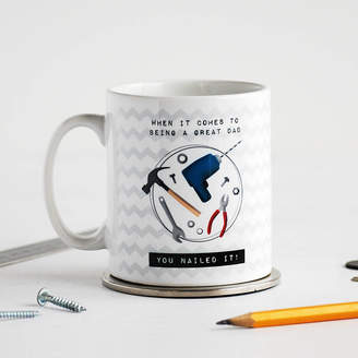 DAY Birger et Mikkelsen Cloud 9 Design You Nailed It, Father's Mug