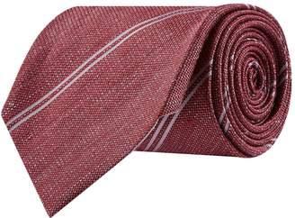 Tom Ford Textured Wide Stripe Tie