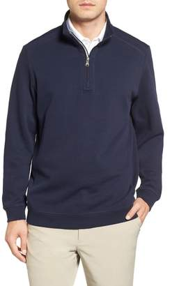 Cutter & Buck Bayview Quarter Zip Pullover
