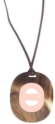 Hermes Fidelio Pendant Necklace