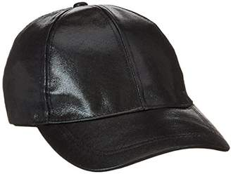 Only Women's 15136231 Baseball Cap - Black - One Size