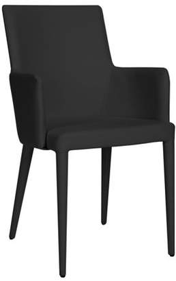 Safavieh Summerset Bicast Leather Armchair, Multiple Colors
