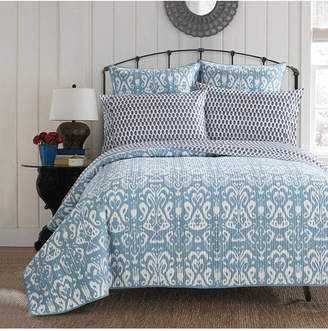 Chic Home Lux-bed Magical Medallion King Quilt Bedding