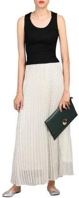 Dorothy Perkins Womens *Jolie Moi Cream Black Dot Maxi Skirt