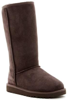 ... UGG Genuine Sheepskin Classic Tall Boot (Little Kid & Big ...