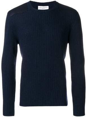 Officine Generale crew neck jumper