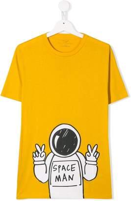 Stella McCartney TEEN space man t-shirt