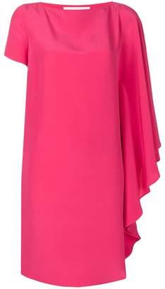 Gianluca Capannolo drape sleeve dress