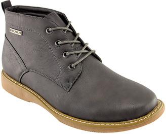 Gray Chukka Boot $49.99 thestylecure.com