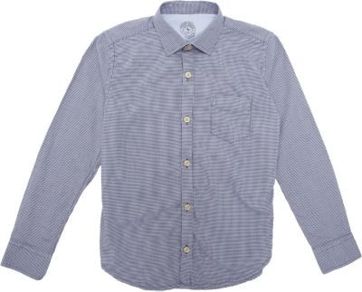 Rose Pistol Gingham Shirt