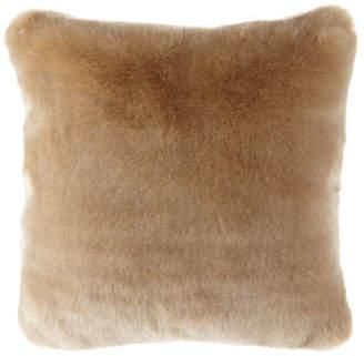 Sabira Polar Luxe Faux-Fur Pillow