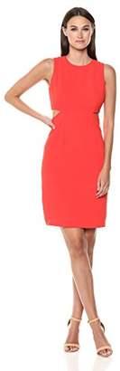 Trina Turk Trina Women's Helena Cutout Midi Dress