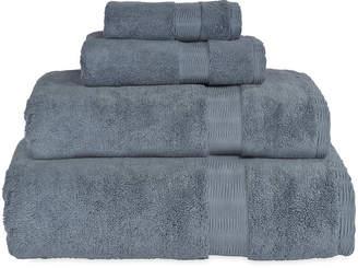 DKNY Mercer Plain Dye Towel - Denim - Bath Sheet